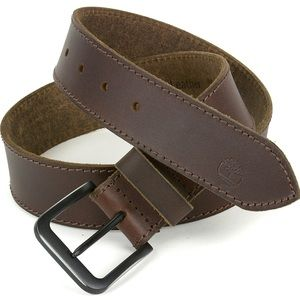 •SIZE 32• Brown Classic Genuine Leather Jean Belt